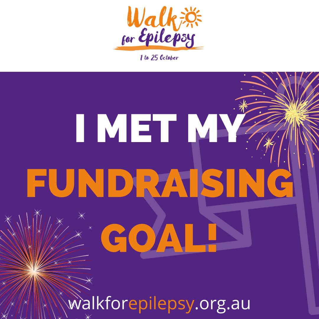 Social Post - Fundraising Goal Met